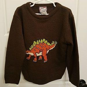 Other - Dinosaur sweater